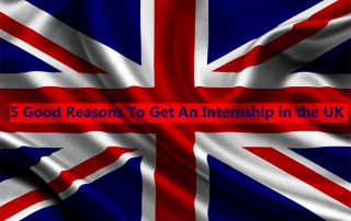 Intership in the UK | 5 good reasons to get an Internship in the UK